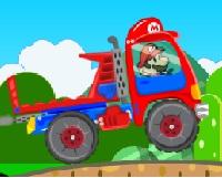 Super Mario Bros Truck
