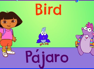 Learn Spanish with Dora