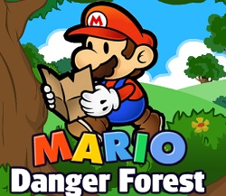 Adventures in the Forest Mario Bros
