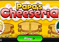 Papa Louie's Cheeseria