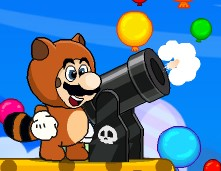 Super Mario Shooting Balloons