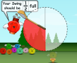Math Fractions game