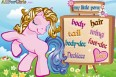 Dress up My Little Pony game