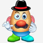Mr Potato Head Online Game