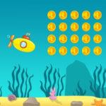 Coin Collecting Submarine