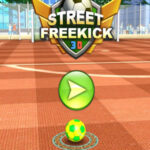 Street Soccer Freekicks 3D