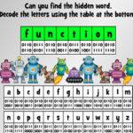 Decoding Words: Binary Code