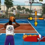 3-Point Contest Street Basketball