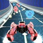 3D Cosmic Race