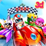 3D Kart Racing