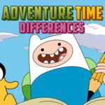7 Differences Adventure Time