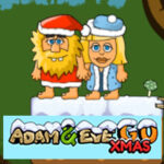 Adam and Eve at Christmas