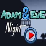 Adam and Eve at Night