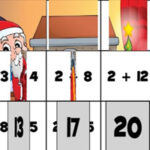 Christmas Addition Jigsaw Puzzles