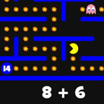 Pacman Addition and Subtraction