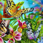 Butterfly Jigsaw Puzzles for Adults