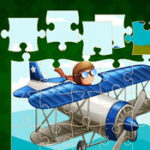 Airplanes Jigsaw Puzzles