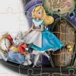 Alice in Wonderland online jigsaw puzzles