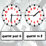 Analog Clock vs. Digital Clock