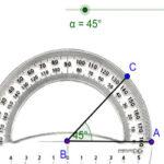 Angle Measuring Game
