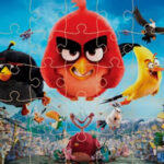 Angry Birds Online Jigsaw Puzzles