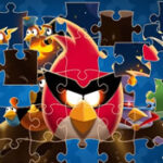 Angry Birds Jigsaw Puzzles
