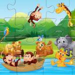 Animal Jigsaw Puzzles
