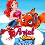 Ariel cares for Nemo