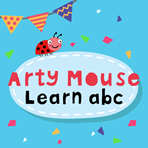 Arty Mouse: ABC Writing