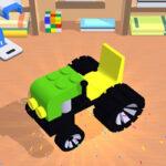 Assemble Virtual Lego Toys