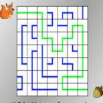 Autumn Maze