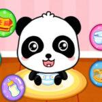 Baby Panda Caring