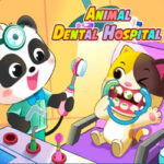 Baby Panda Dentist