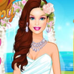 Barbie Tropical Wedding