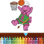 Barney Colouring