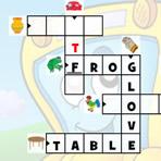 Basic Crossword for Children