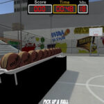 3D Basket Simulator