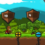 Algebra Battle Game