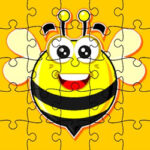 Bee Jigsaw Puzzles