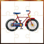 Bicycle Jigsaw Puzzles