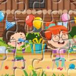 Birthday Party Jigsaw Puzzles
