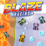 Blaze Racing: Race on Fire