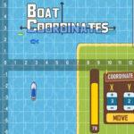 Boat Coordinates: Fishing game