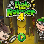 Bob the Robber 4. Episode France