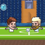 Bubble Head Soccer Royale