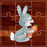 Bunny Jigsaw Puzzles