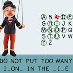 Proverbs Hangman