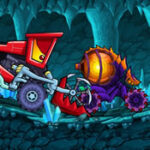 Car eats Car: Adventure in the Dungeons