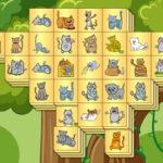 Cat Mahjong