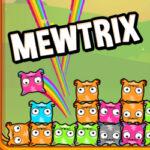 Mewtrix Cat Tetris